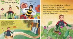 Livres à personnaliser avec la photo de votre enfant