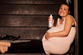 Délit de grossesse, un spectacle délirant sur la grossesse