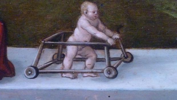 Un des premiers Youpala datant du XVIe siècle