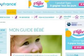 BabyFrance, le portail bébé, grossesse et futures mamans