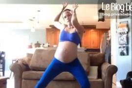 VIDEO. Enceinte, elle danse pour provoquer son accouchement
