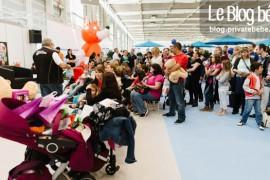 Le Salon bébé Genève au Palexpo