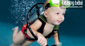 Underwater Babies, les photos de bébés sous l'eau
