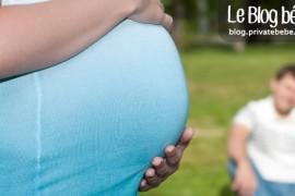 Prise de poids et grossesse chez la future maman, attention !