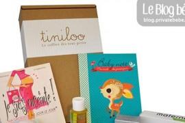 Tiniloo les box pour bébés, tout-petits et futures mamans !