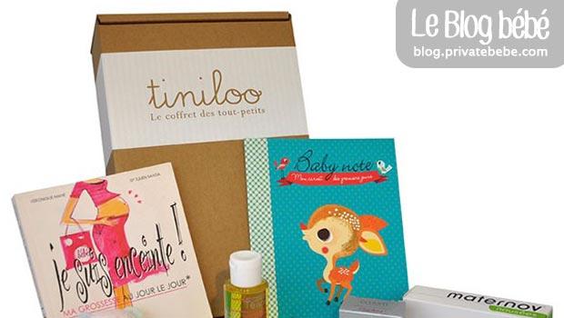 La box Tiniloo pour les futures mamans