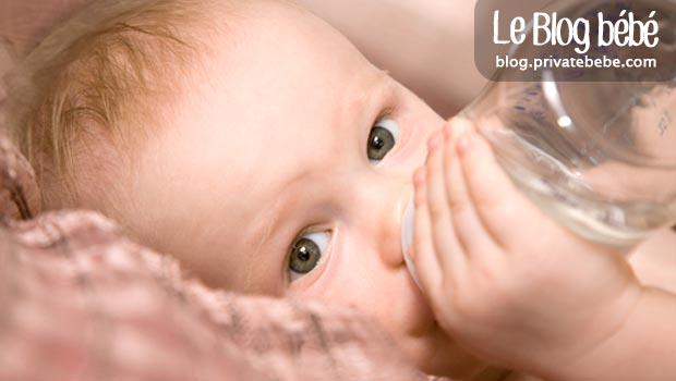 Quelle eau choisir pour maman et bébé ?